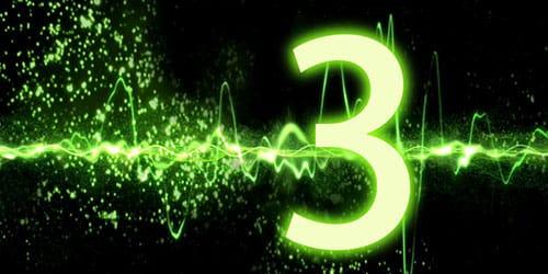 видеть во сне цифру три