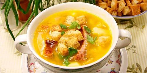гороховый супец