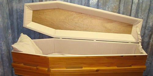 к чему снится гроб с покойником без крышки
