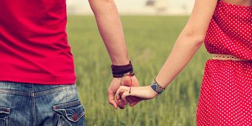 сонник идти за руку с любимым