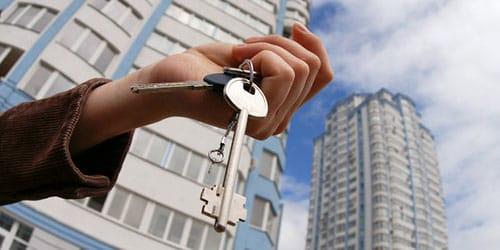 держать в руке ключи