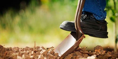 копать яму во сне