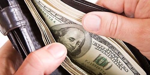 видеть во сне кошелек с деньгами