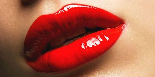 к чему снятся красные губы