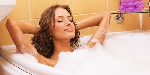 к чему снится купаться в ванной