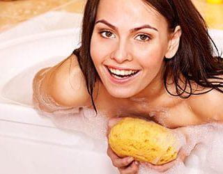 Купаться в ванной