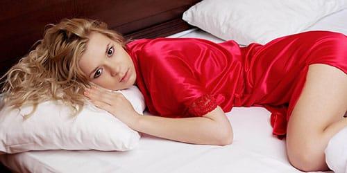 лежать на кровати во сне
