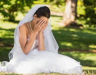 К чему снится несостоявшаяся свадьба?