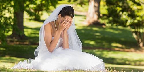 к чему снится несостоявшаяся свадьба