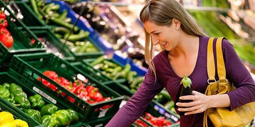 покупать овощи