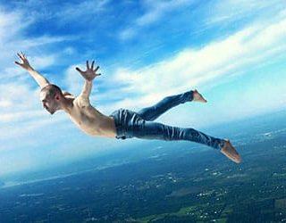 Падать с высоты