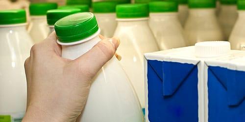 покупать молоко во сне