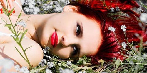 к чему снится рыжая женщина