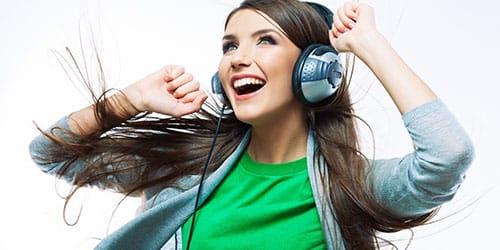 слушать музыку во сне