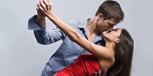 танец с мужчиной во сне