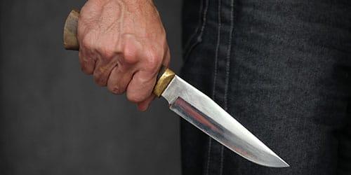 убивать ножом во сне