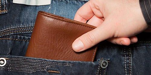 к чему снится что украли кошелек