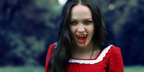 к чему снится что вампиры нападают