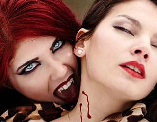 Вампиры нападают