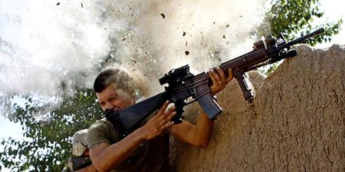 к чему снится война стрельба