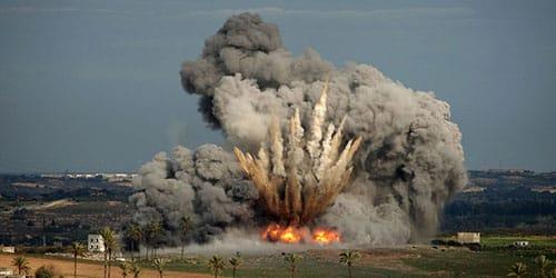 к чему снится взрыв бомбы