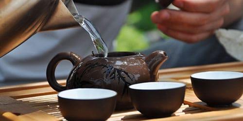 заваривать чай во сне