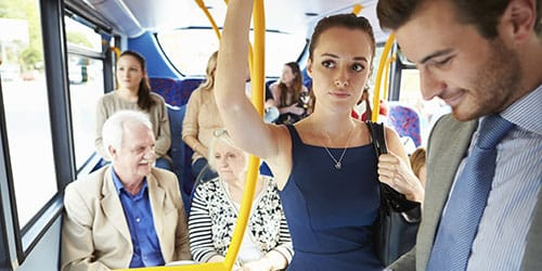 видеть во сне автобус с людьми