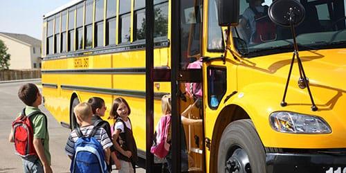 школьный транспорт