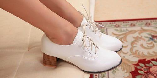 к чему снится белая обувь