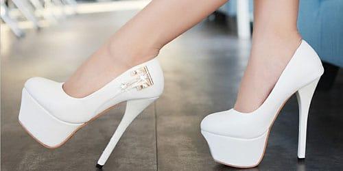 видеть белую обувь во сне