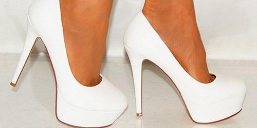 видеть во сне белые туфли