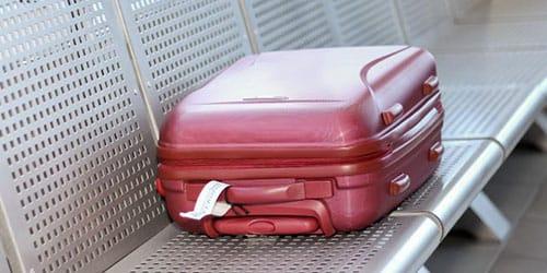 потерять багаж