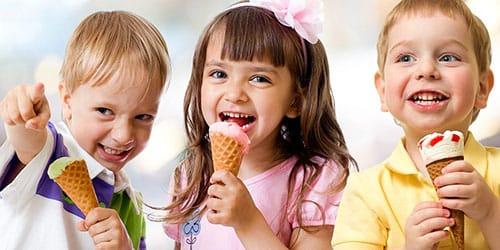 есть мороженое во сне