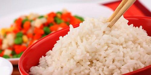 есть рис во сне