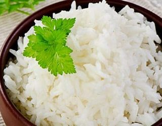 Есть рис