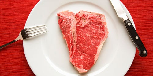 к чему снится есть сырое мясо
