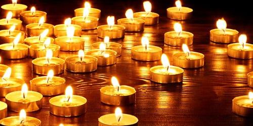 видеть горящую свечу во сне
