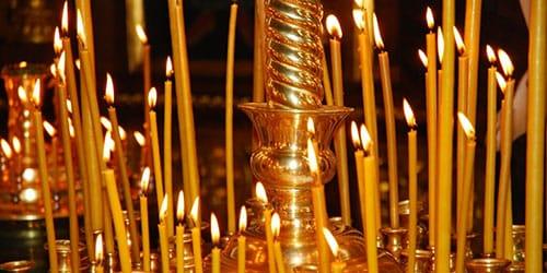 к чему снится горящая свеча
