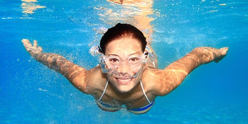 к чему снится купаться в чистой воде
