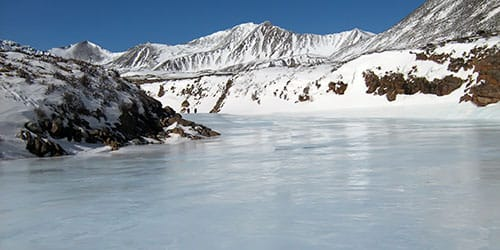 к чему снится лед на реке