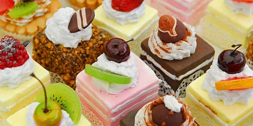 к чему снится много тортов
