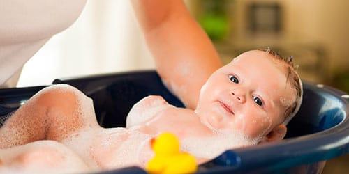 мыть ребенка во сне