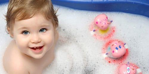к чему снится мыть ребенка