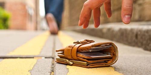 найти кошелек с деньгами во сне