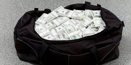 к чему снится найти сумку