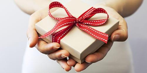 сонник получать подарок от умершего