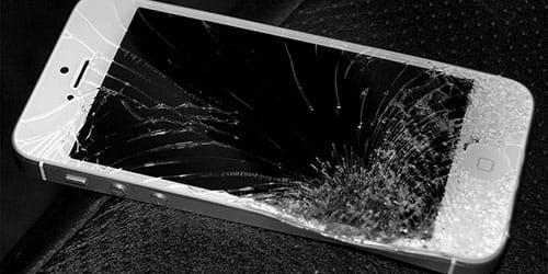 разбить телефон во сне