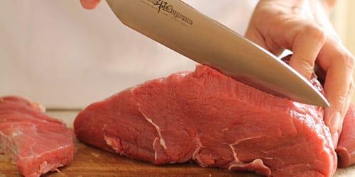 к чему снится резать мясо