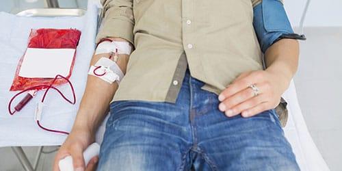 кровь для донорства