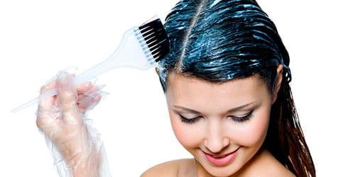 красить волосы